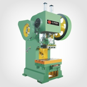 J21 Series C-frame Fixed Bolster Press