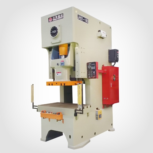 JH21 Series C-frame Fixed Bolster Press