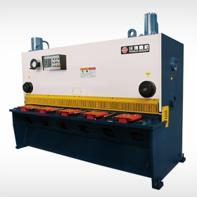 QC11Y Series Hydraulic Guillotine Shear