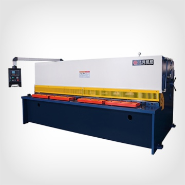 QC12Y Series Hydraulic Swing Beam Shear