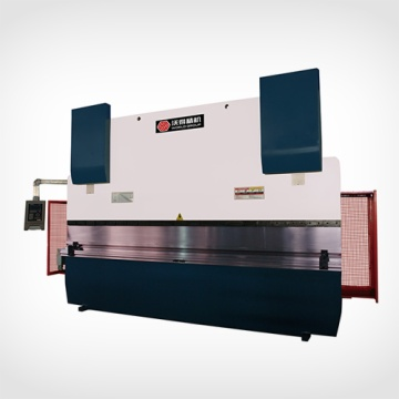 WE67K Series CNC Hydraulic Press Brake